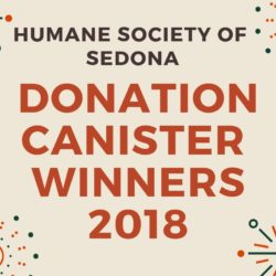 2018 Donation Canister Winners Announced!