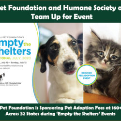 Press Release:  Bissell Foundation and Humane Society of Sedona Team Up For Event